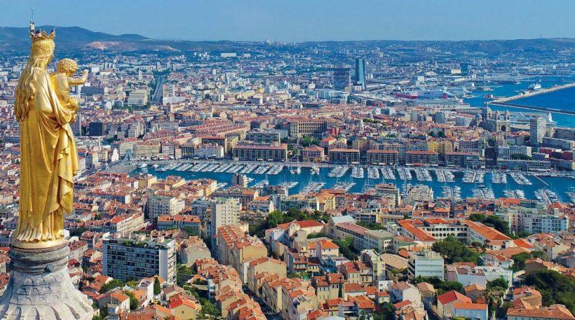 Marseille vue